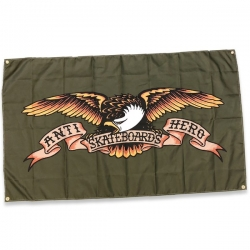 Anti-Hero Skateboards Eagle Army Green accessoire