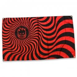 Bighead Swirl Red Black