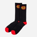 Classic Dot Sock - Black