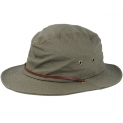Brixton penn fedora olive casquette