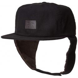 Brixton Ltd grade earflap black casquette