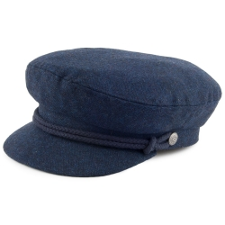 Brixton Ltd fiddler navy/navy casquette
