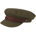 fiddler cap light olive / olive
