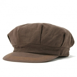 Brixton murdoch brown cap