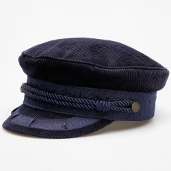 Brixton Albany navy casquette