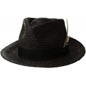crosby fedora washed black