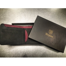 Brixton Ltd nobel wallet black porte-monnaie