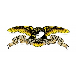 Anti-Hero Logo Eagle sml sticker