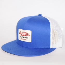 Brixton Ltd Thornton Mesh Cap - Royal casquette