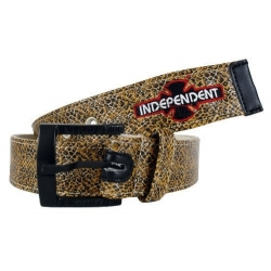 Independent Gator belt