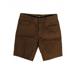 Brixton Reserve Short - Marron pantalon-short