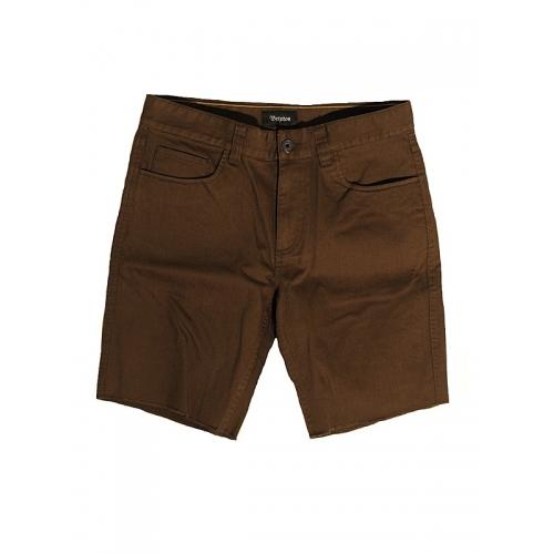 Reserve Short - Marron