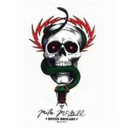 Powell Peralta Skateboards McGill - Skull sticker