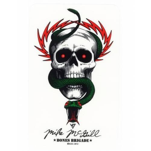 McGill - Skull