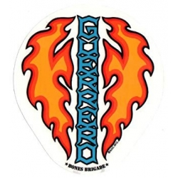 Powell Peralta Skateboards Mullen - Bones Brigade sticker