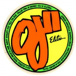 OJ OJ II Elites sticker