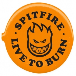 Spitfire Coin Pouch - SF LTB Bighead Orange wallet