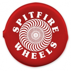 Spitfire Wheels Coin Pouch - SF LTB Bighead Red White porte-monnaie