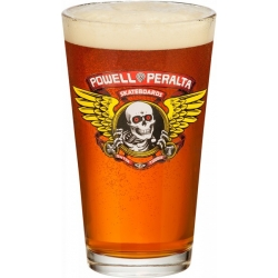 Powell Peralta Skateboards Winged Ripper Pint Glass accessoire