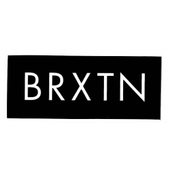 Brixton BRXTN - Black - S sticker