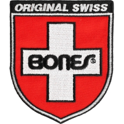 Bones Bearings Shield patch