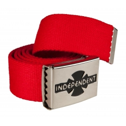 Independent Web Clipped Black ceinture