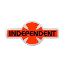 Independent Generation BC - Geel sticker