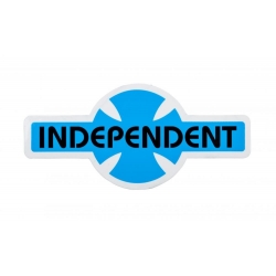 Independent Generation BC - Orange sticker