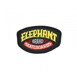 Powell Peralta Skateboards Elephant patch