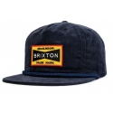 Fuel Snap Back - Navy