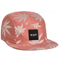 HUF PLANTLIFE VOLLEY SMOKED PINK tapa