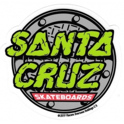 Santa Cruz Teenage Mutant Ninja Turtles - Dot Logo sticker