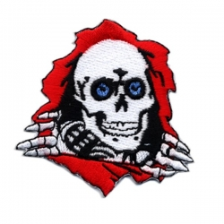 Powell Peralta Skateboards Ripper S patch