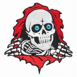 Powell Peralta Skateboards Ripper II patch