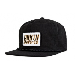Brixton Johnson Snap Back - Nero berretto