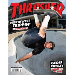Thrasher Thrasher Mag - September 2019 bookstore