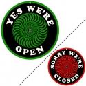 Classic Open Close Sign