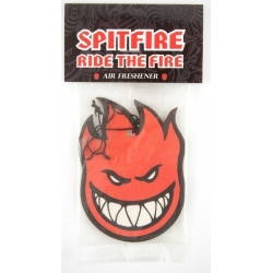 Spitfire Wheels Bighead Red - Air Freshner accessoire