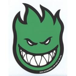 Spitfire Bighead - Green - L sticker