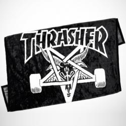 Thrasher Skate Goat Blanket - Blanket accessory