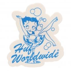 HUF Betty Boop - Classic sticker
