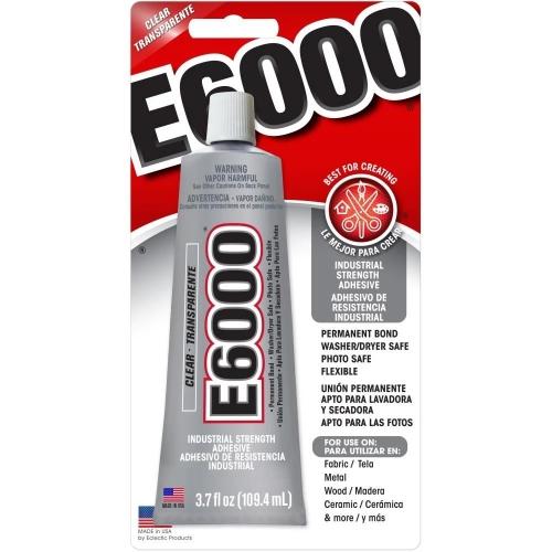 E6000 - Colle - Transparent - 109.4 ml