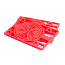 Risers Pads 1/8' Red