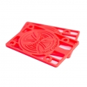 Risers Pads 1/8 'Red