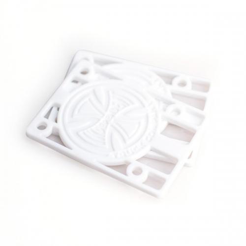 Risers Pads 1/8' White