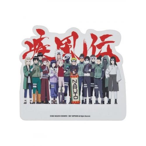 Leaf Village - Naruto