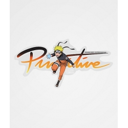 Primitive Skateboards Naruto Nuevo sticker
