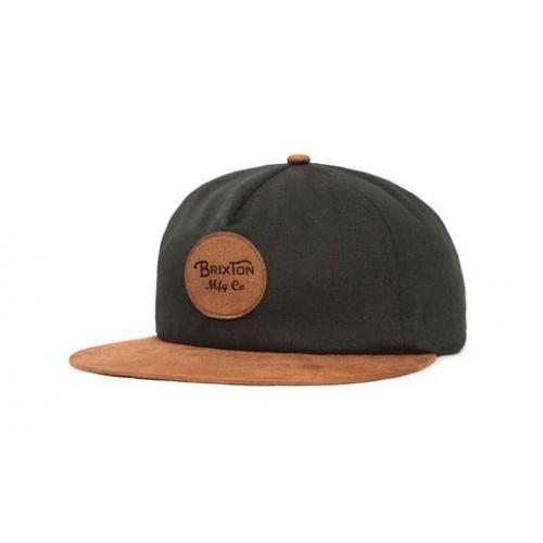 Wheeler Cap - Black Copper