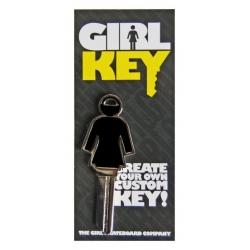 Girl Key - Black