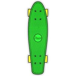 Penny Floor Green sticker